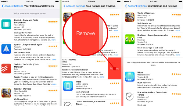 How to edit and delete App Store reviews on iPhone and iPad
