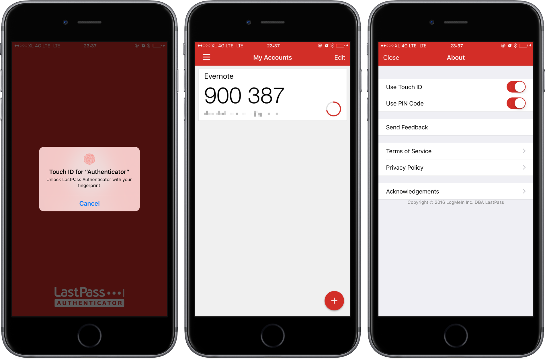 Best two-factor authentication apps