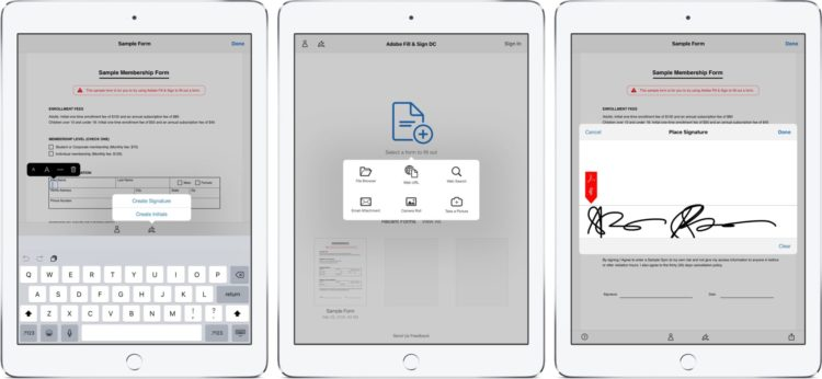 Best iPad apps for document editing and management