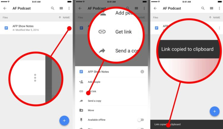 How to access Google Drive files faster with Launch Center Pro