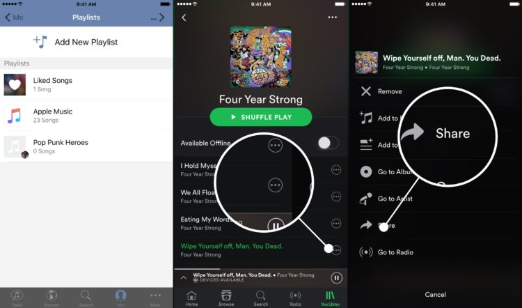 How to collaborate and share Apple Music playlists with Soundshare