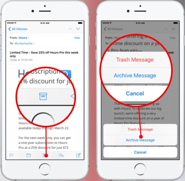 7 hidden iOS Mail tips and tricks you should know