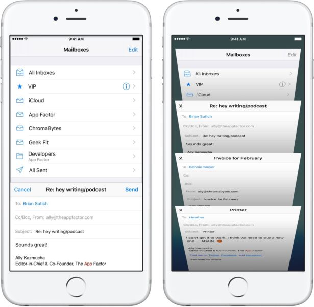 7 iOS Mail tips everyone should know