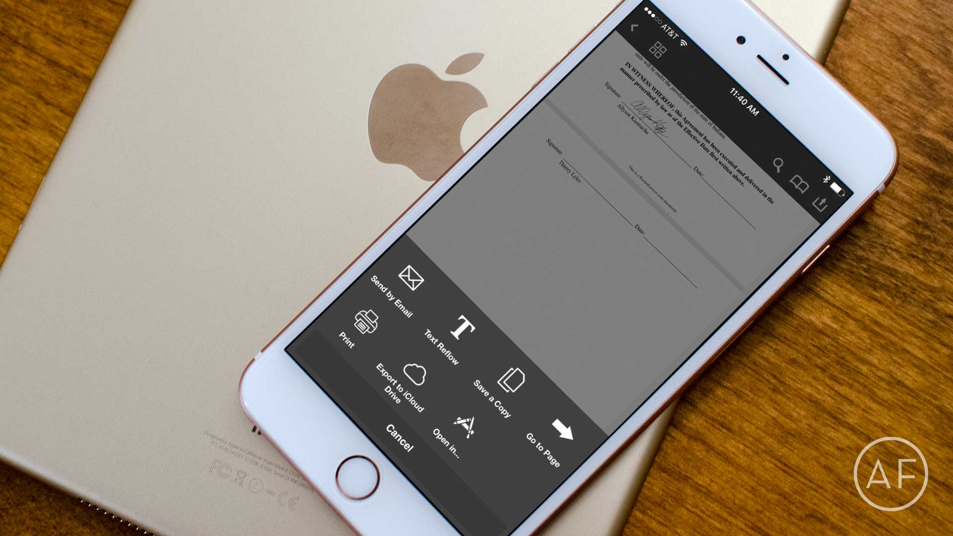 How to scan, sign, and send PDFs on iPhone and iPad