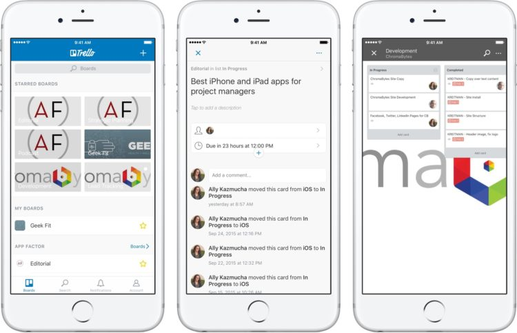 Best project management apps for iPhone, iPad, and Mac - The