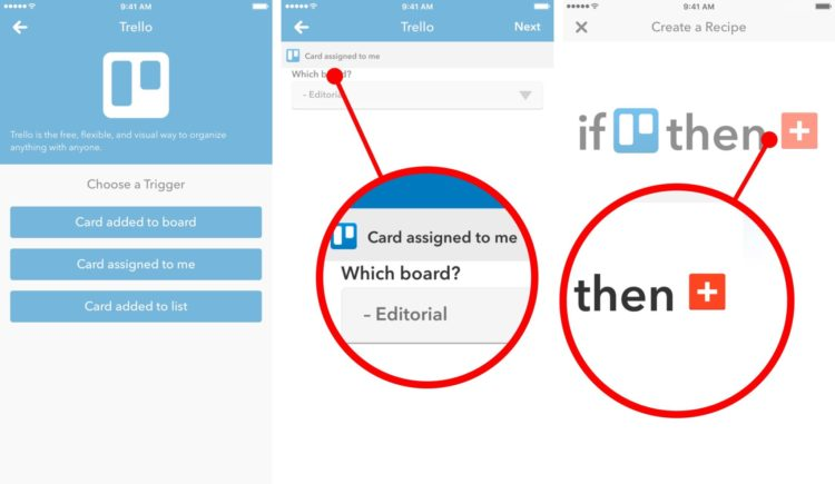 How to automatically add Trello cards to Todoist with iOS