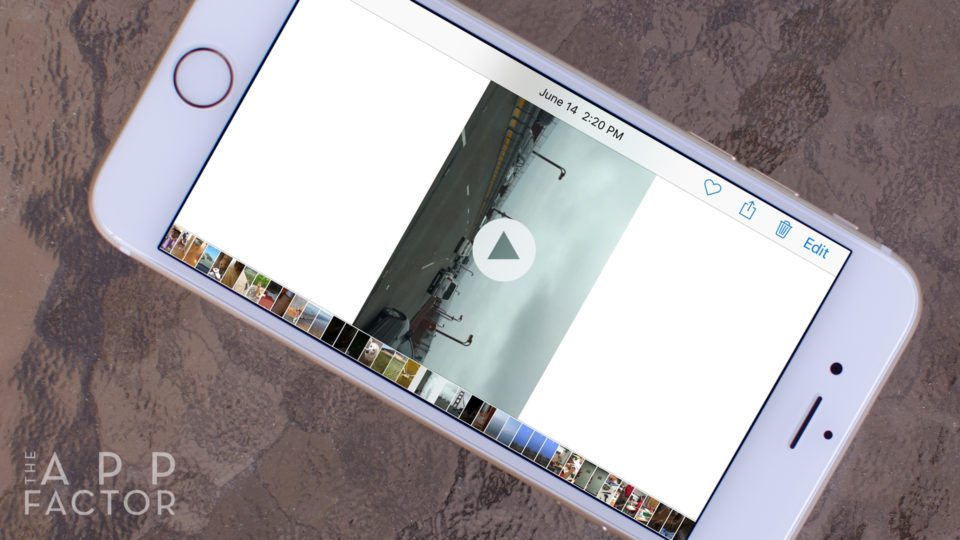 How To Rotate Sideways Videos On Iphone And Ipad