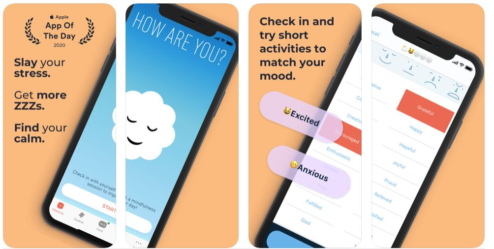 MyLife Meditation stress apps