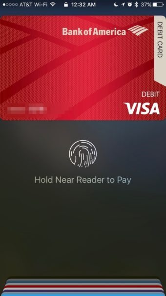 How to use your iPhone and Apple Watch at an ATM - The App