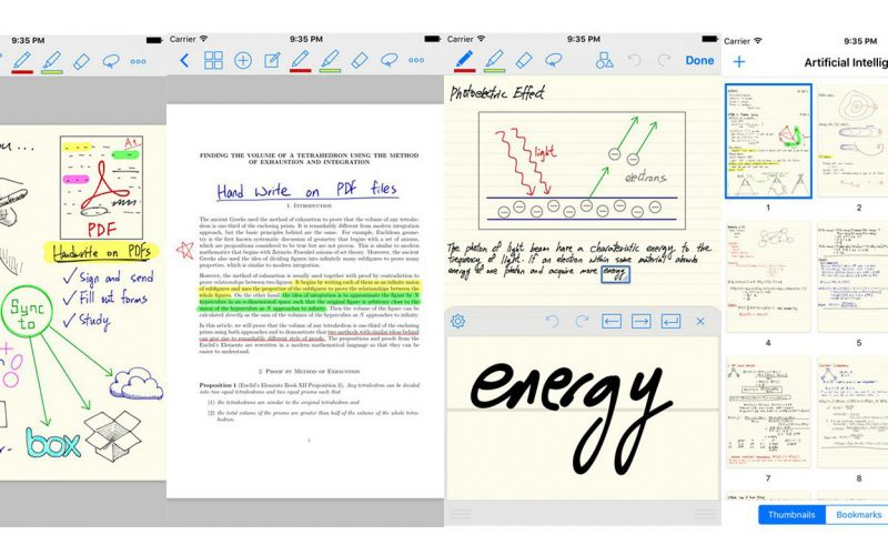 20 Best Note Taking Apps for iPad and iPhone 2019 - The App