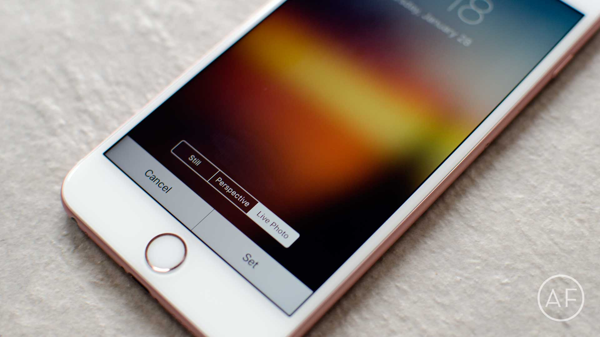 how to turn any photo into a live wallpaper on iphone 6s