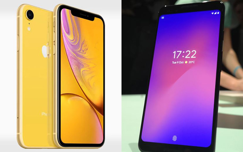 iPhone XR vs  Google Pixel 3: Which is Better? - The App Factor